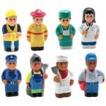 Get Ready Kids Multicultural Career Figures