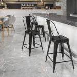Flash Furniture 24 H Commercial Grade