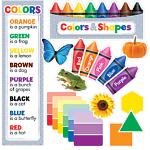 Creative Teaching Press Colors Shapes Mini