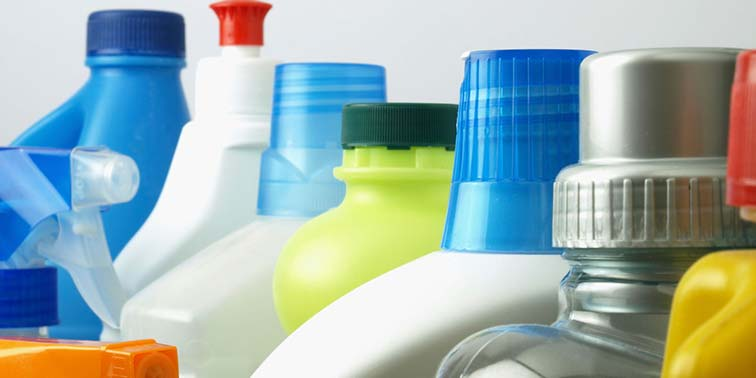 Easy Tips to Keep Cleaning Supplies Organized at the Office