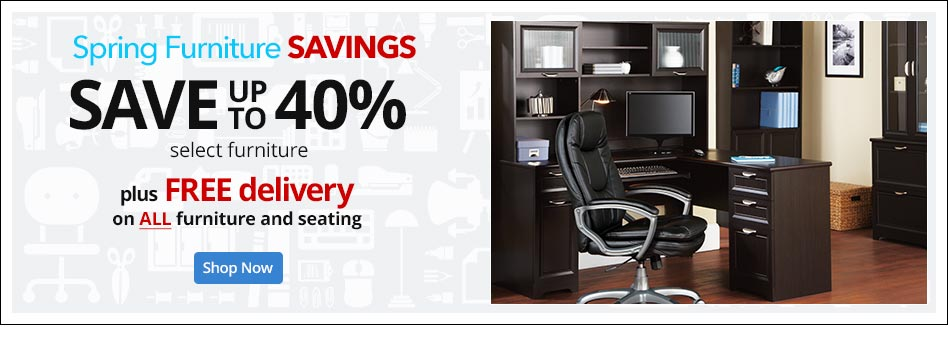 Spring Furniture Savings - Slider