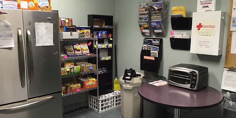 How To Create An Inviting Employee Breakroom