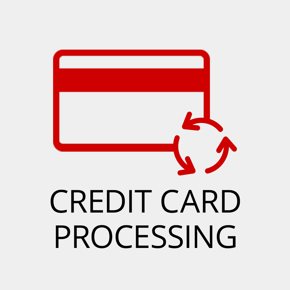 web credit card processing