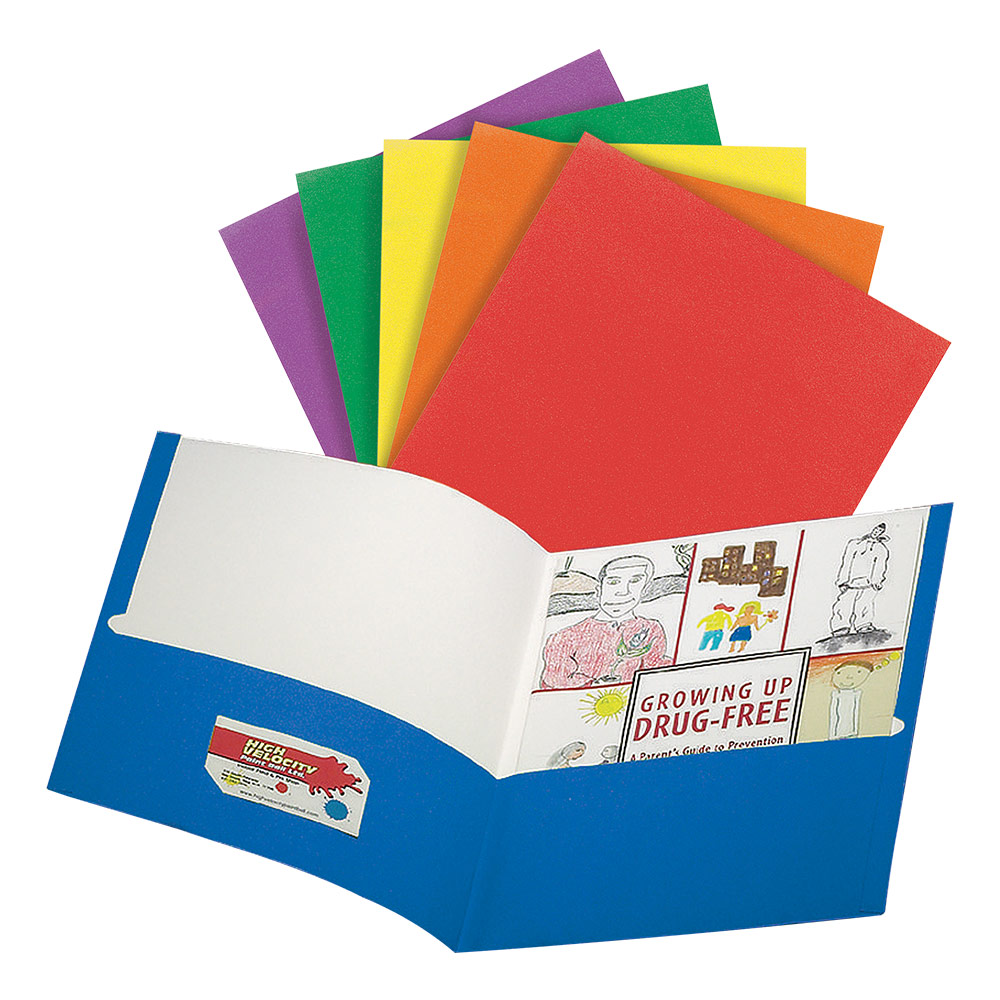 Binders & Folder Supplies