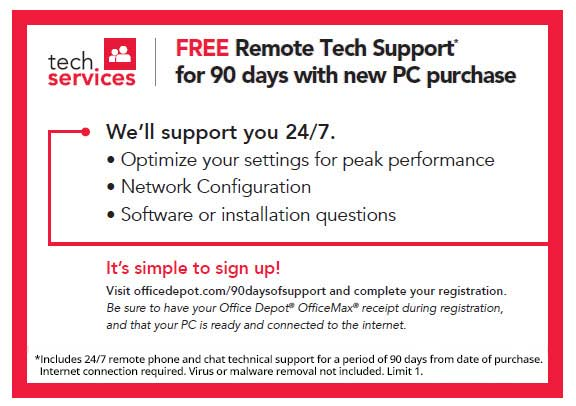Free 90 Day Tech Support (2)