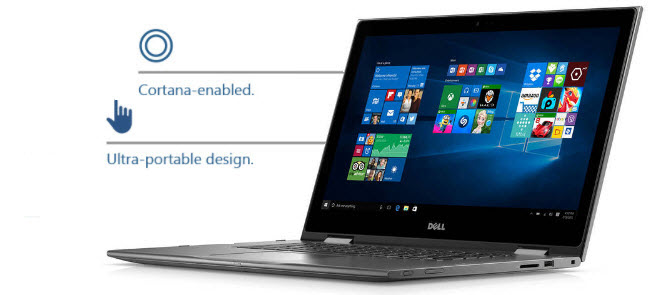 Dell Inspiron 15 5000 Series 2-in-1 Laptop