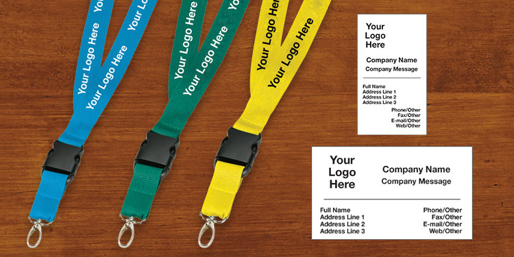 Lanyards & Badges
