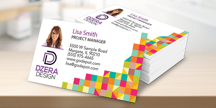 Same day services business cards reheart