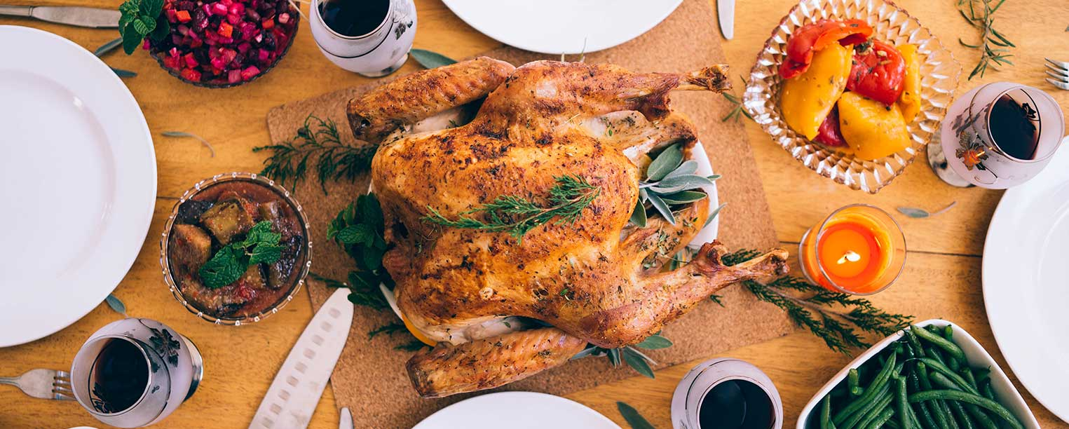 Potluck Picks for Celebrating Thanksgiving at the Workplace: Sharing and Gratitude