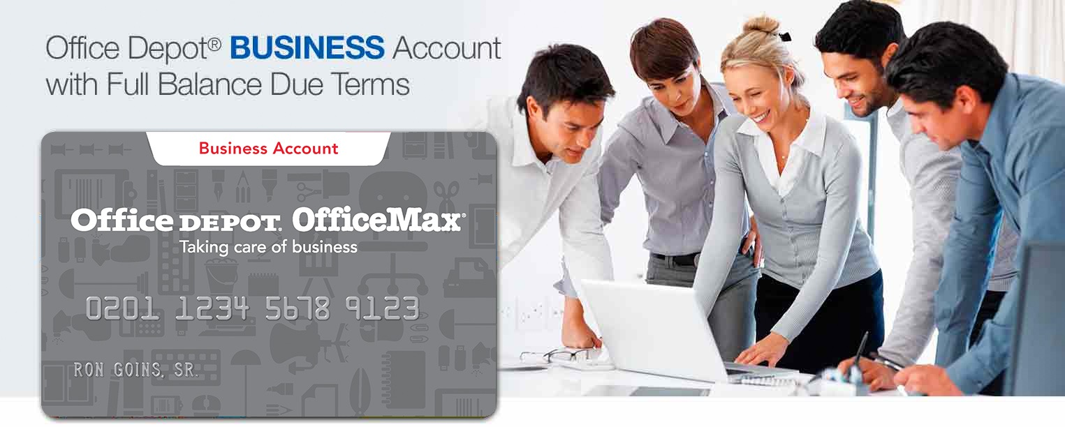 business account full balance due terms