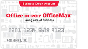 Business Account Credit Card