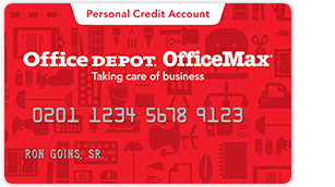 Personal Account Credit Card