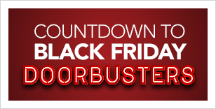 Countdown to Black Friday Doorbusters