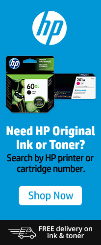 Shop HP Ink & Toner