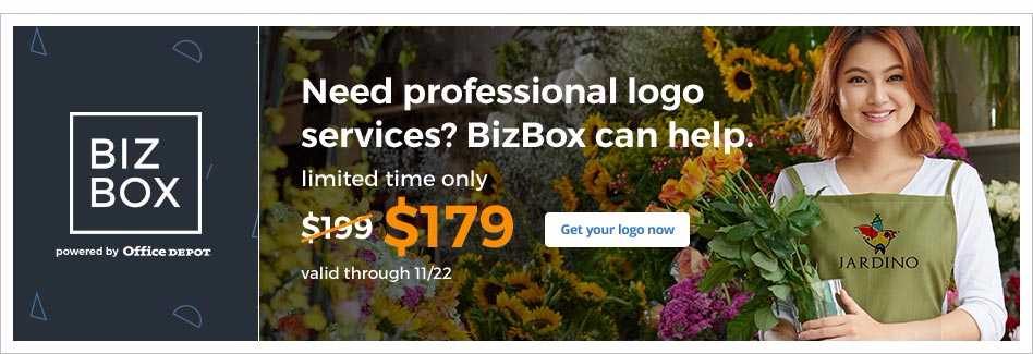 Need Professional Logo Services? BizBox can Help