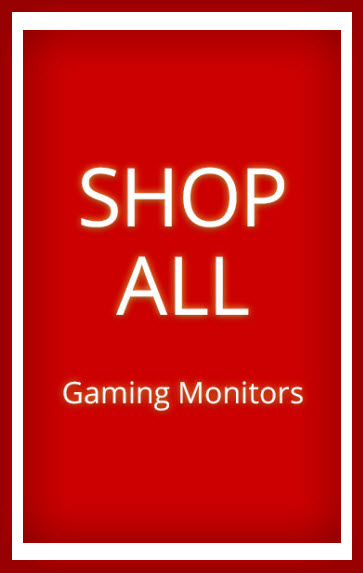 Shop All Gaming Monitors
