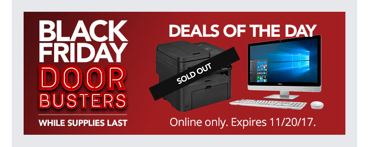 Deal of the Day Slider