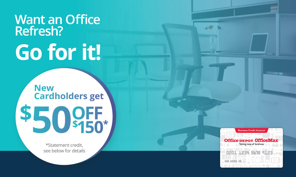 Office Depot Business Credit Account