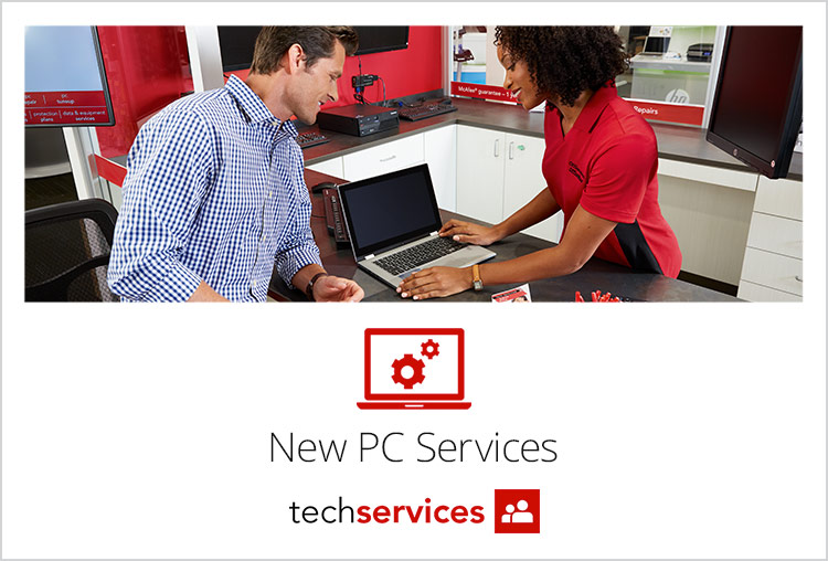 New PC Services