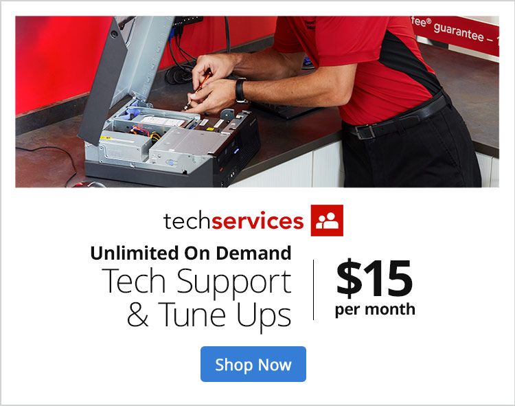 Unlimited On Demand Tech Support and Tune Ups