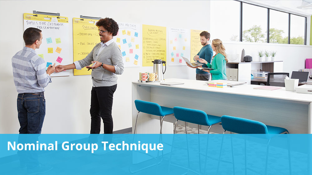 Post-It Nominal Group Technique