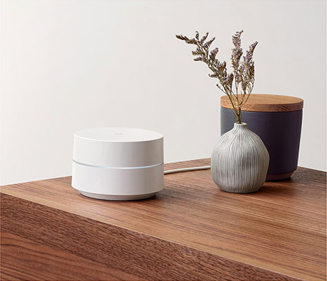 Google WiFi Network that Works