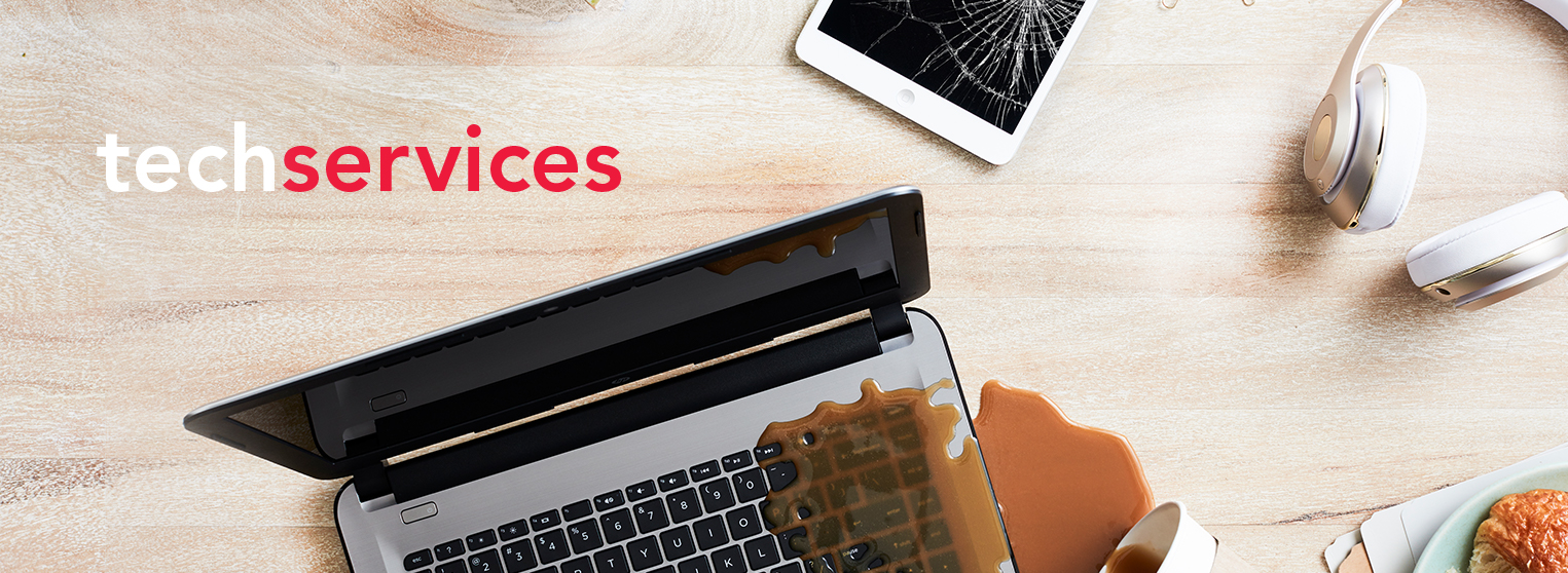 Tech Services header image