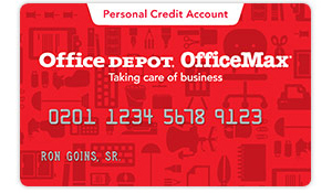 Personal Credit Account Card