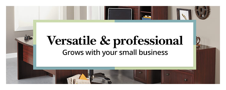 Versatile and Professional- Grows With Your Small Business