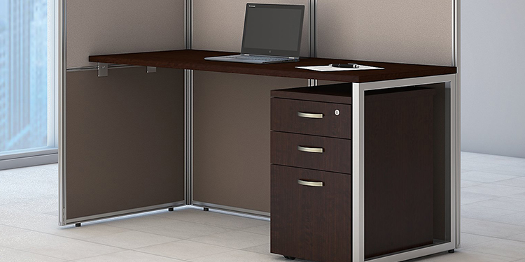 Bush Business Furniture Easy Office