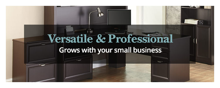 Versatile & Professional- Grows With Your Small Business