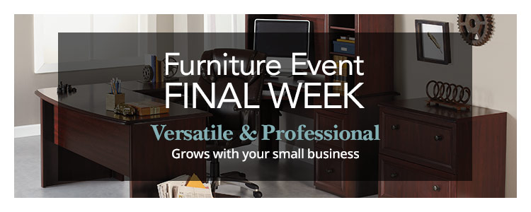 Furniture Event- Final Week