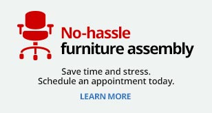No-hassle Furniture Assembly