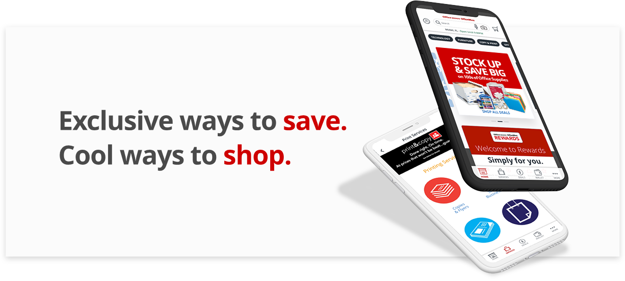 New ways to search. Cool ways to shop. Exclusive ways to save.