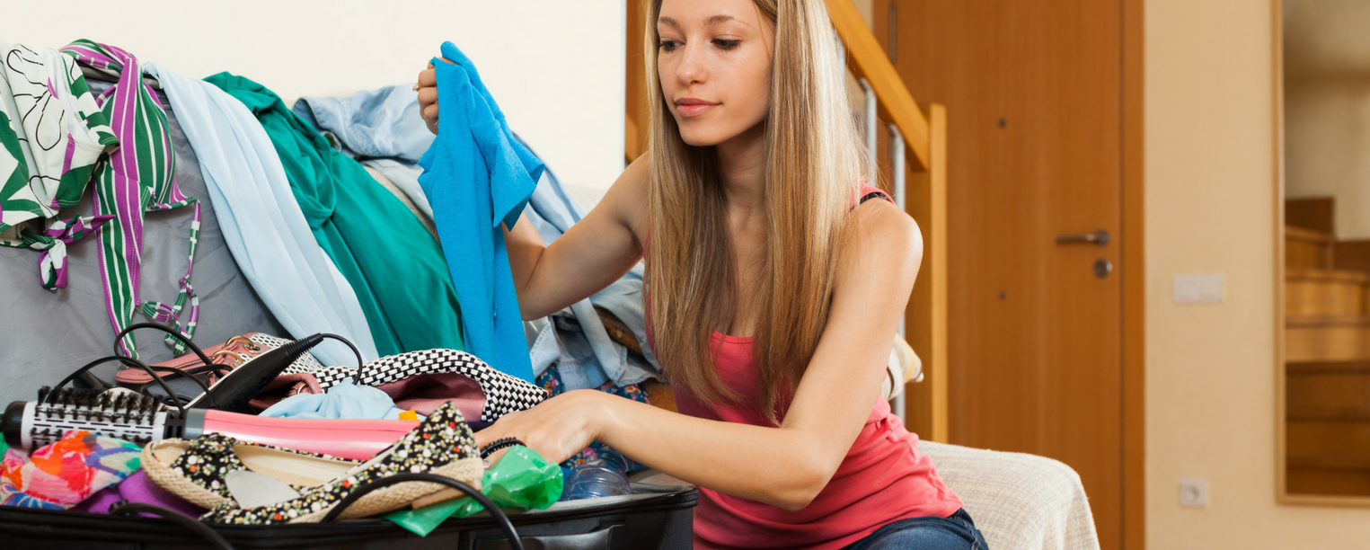 Your Essential Dorm Room Packing List