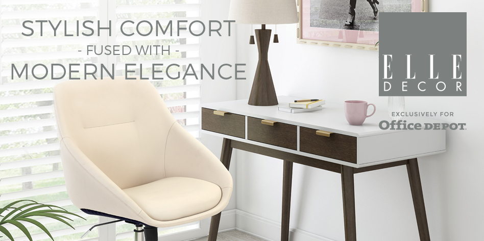 Collections Of Elle Decor Desk Chair Onthecornerstone