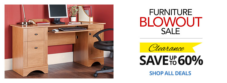 Furniture Blowout Sale- Save up to 60%