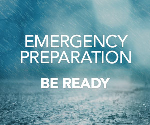 Emergency Preparation Be Ready