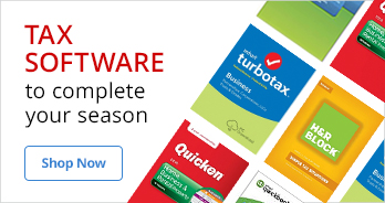 Tax Software to complete your season