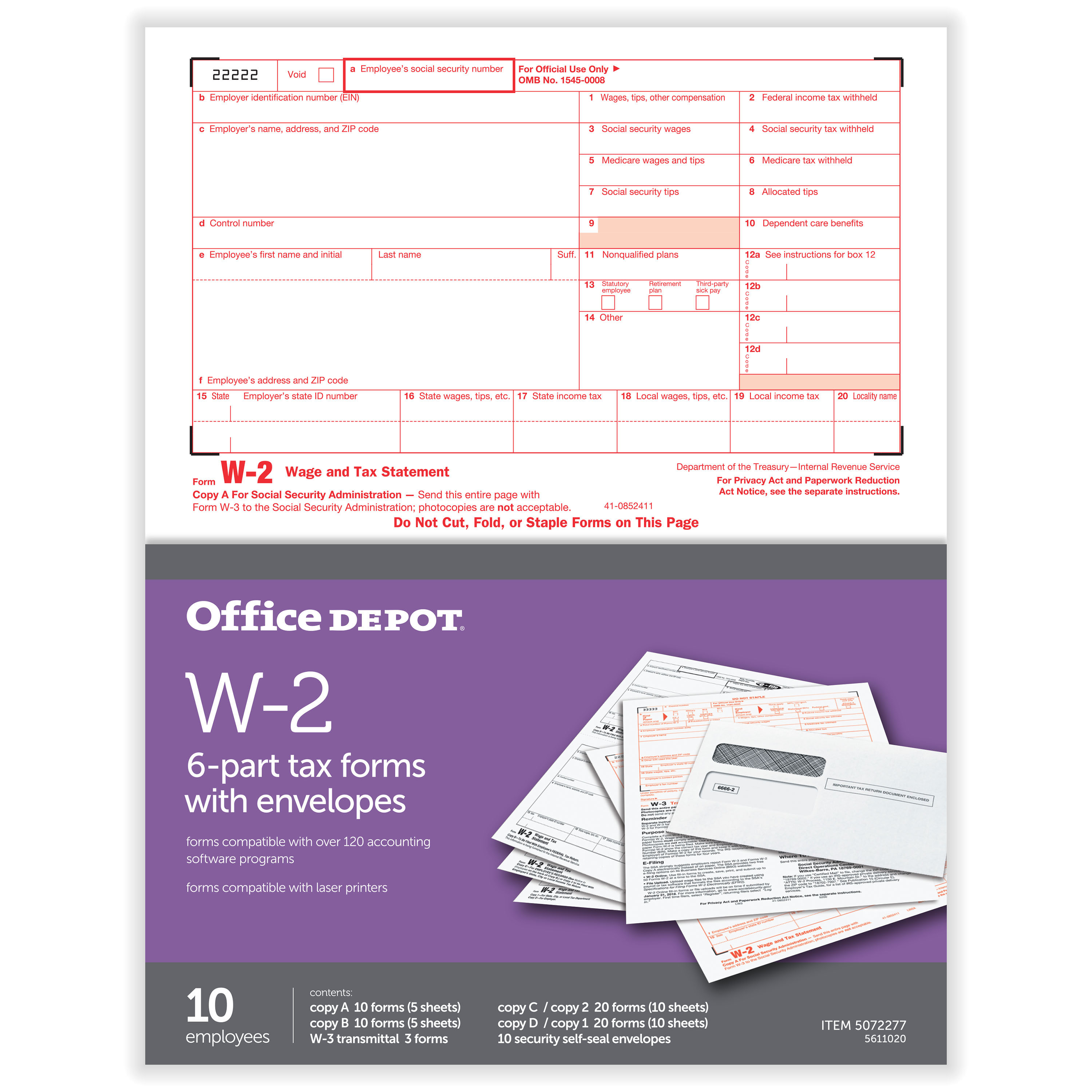 Tax Forms Office Depot Officemax