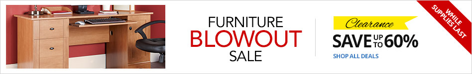 Furniture Blowout Sale- Clearance-Save Up to 60% -While Supplies Last