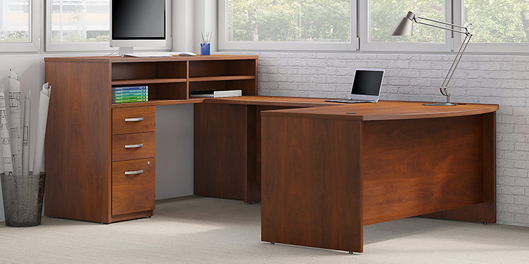 Bush Business Furniture Elite Collection