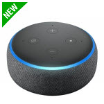 amazon echo dot 3rd gen charcoal