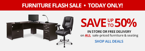 Furniture Flash Sale! Today only save up to xx%