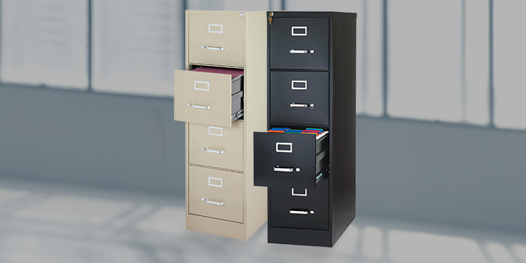 Save on Metal File Cabinets