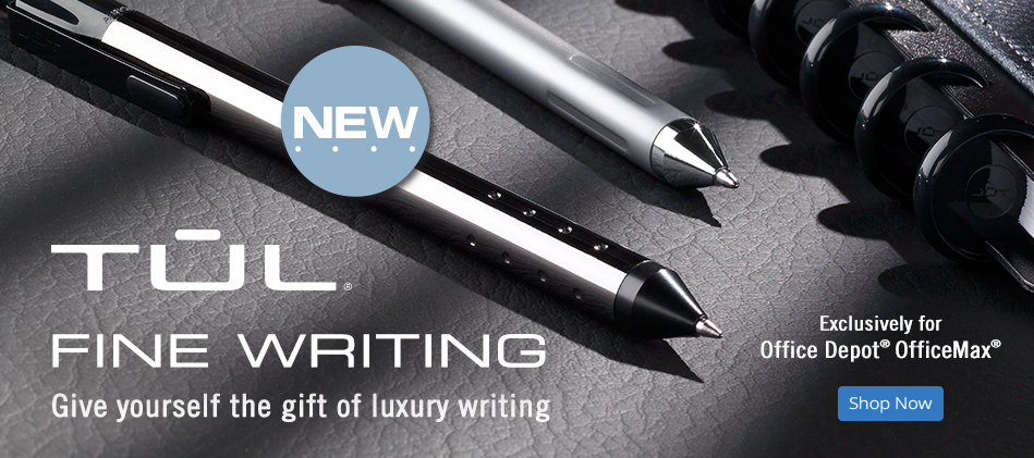 Shop All TUL Fine Writing