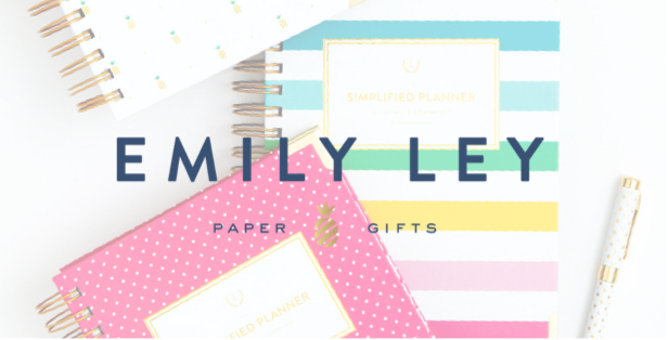 Emily-Ley Calendars & Planners