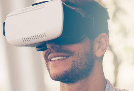 vr to expand customer engagement