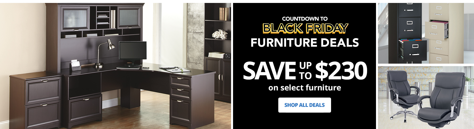 Countdown To Black Friday Furniture Event Save Up To $230 On Select Furniture