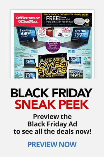 Preview Th elack Friday Ad to See All the Deals Now